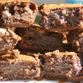 Le brownie aux noix de pécan de julie