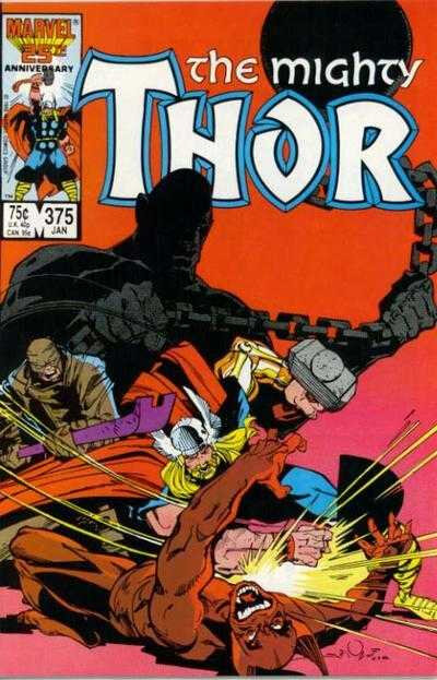 mighty thor 1966 375