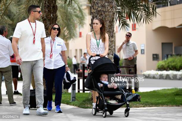 BAHREIN MARC AND CLAIRE