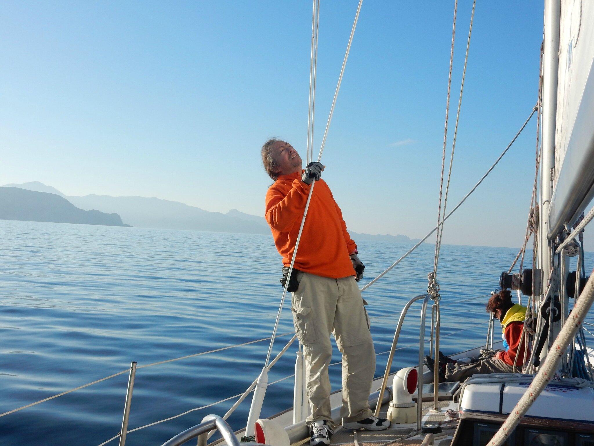 En route pour le Golfe de Porto, 211215
