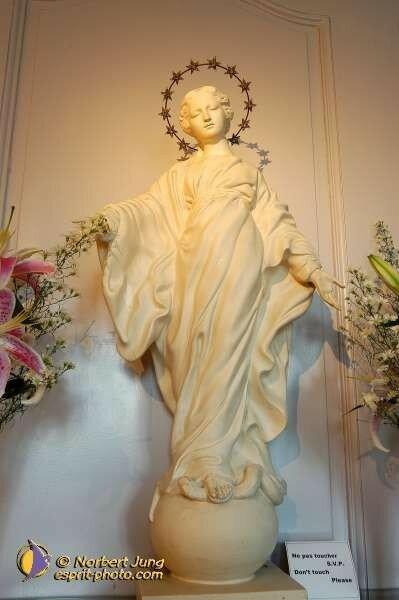 La Vierge du Sourire