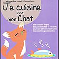 Je cuisine pour mon chat - diana patricia gemelli - editions anagramme