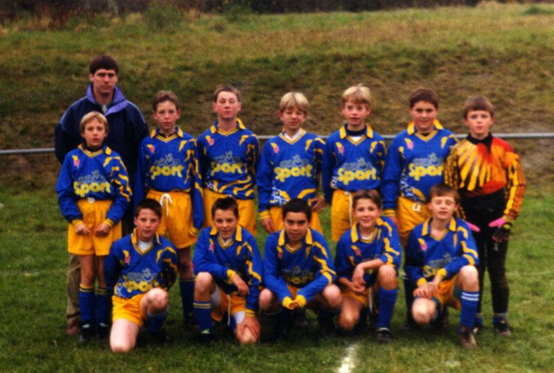 1993-1994 Minimes