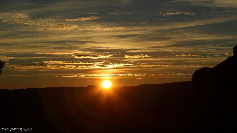 Photos JMP©Koufra12 - Le Caylar - Coucher de soleil - 27122018 - 0027