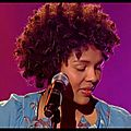Ayo - down on my knees & natural woman - live taratata 20060615