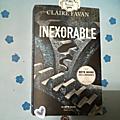 Inexorable, claire favan