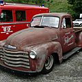 Chevrolet 3100 3window 1948-1953