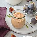 Compote pomme/figue à l'amande & à la cannelle #vegan #glutenfree #vapeur