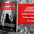 Juges et coupables - guillaume herambourg