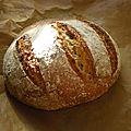 Mon premier pain