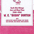 Buddy burton - ham fatchet blues & no one but you