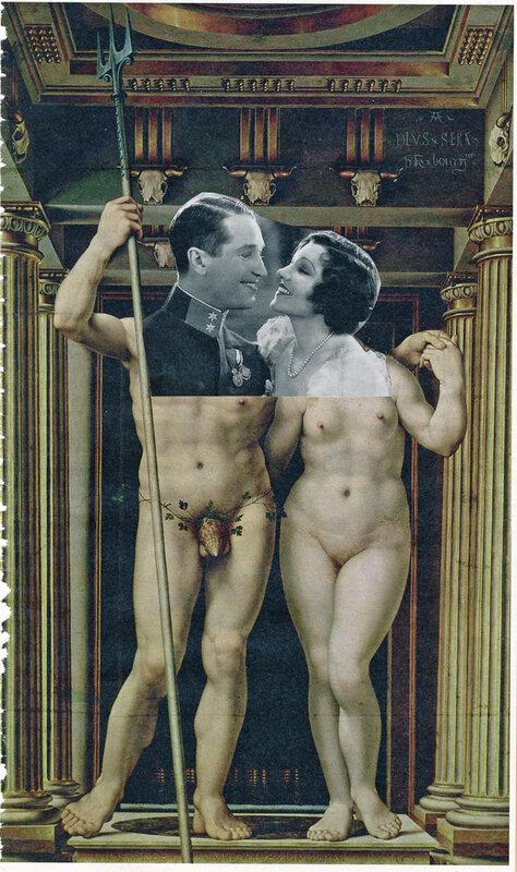 Maurice Neptune et Claudette Amphitrite (réduit)