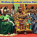 Grand maître marabout voyant spirituel medium kora