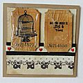 Card thinking of you 2014