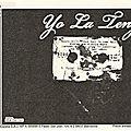 Yo la tengo - samedi 13 mars 2010 - la riviera (madrid)