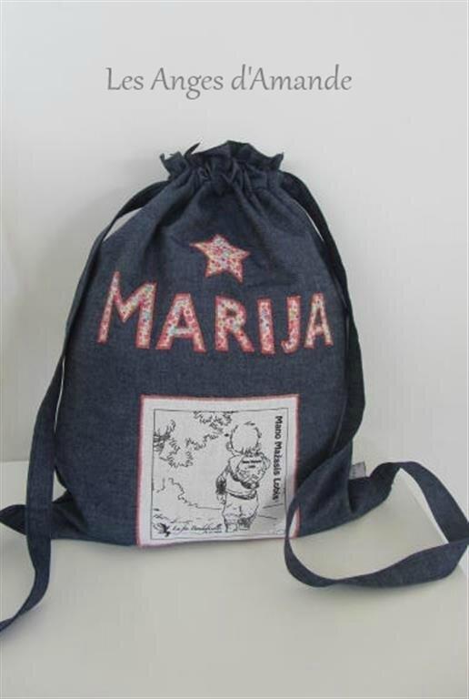 Les Anges d'Amande pour Marija