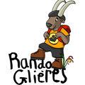 Logo Rando Glière