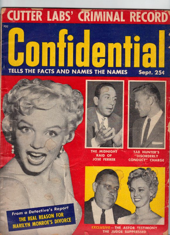 Confidential (usa) 1955