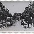 Caen - avenue de Courseulles - Gare St Martin
