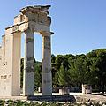 Grèce antique (13/18). epidaure - asclépios et son sanctuaire.