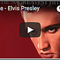 Trouble - elvis presley (partition - sheet music)