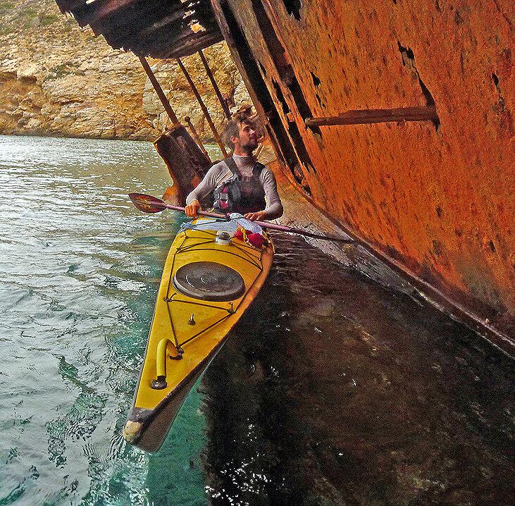 P1040069 - Amorgos, l'épave du