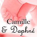 5. Camille & Daphné 2013