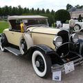 Chrysler type 75 roadster 1929