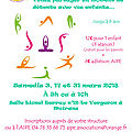 Yoga enfant-parent
