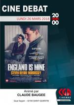 Affiche England_is_mine