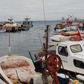 Le petit port de pêche de Bozcaada