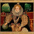 Royal museums greenwich and art fund appeal for help to save armada portrait of elizabeth i