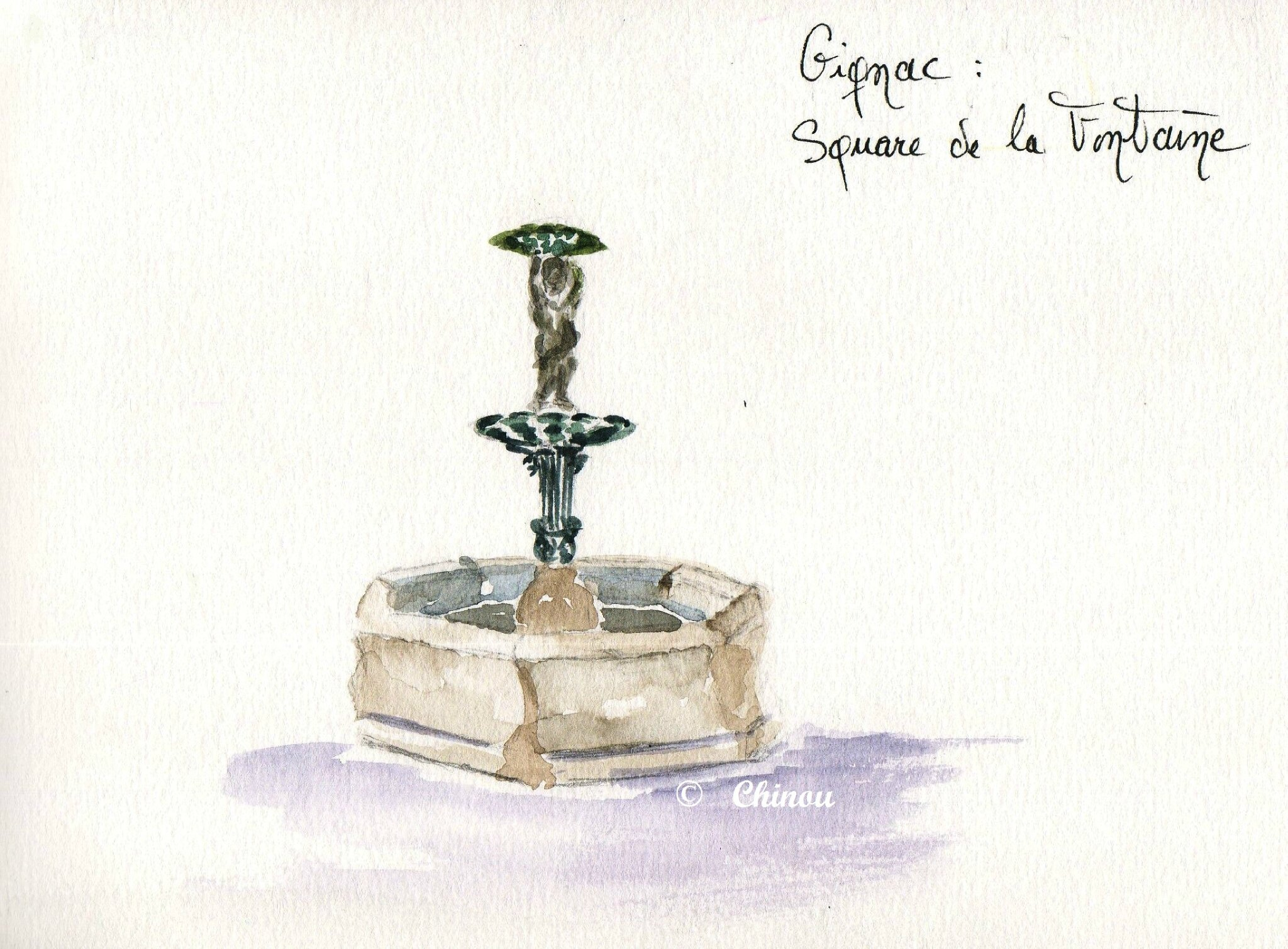 Fontaine Gignac