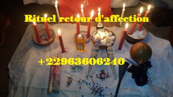 RETOUR D'AFFECTION EN 72 H +22963606240