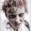 Zombies walk bordeaux 2015 - 6 ème édition.
