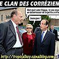 Sarkozy face au clan des corrèziens