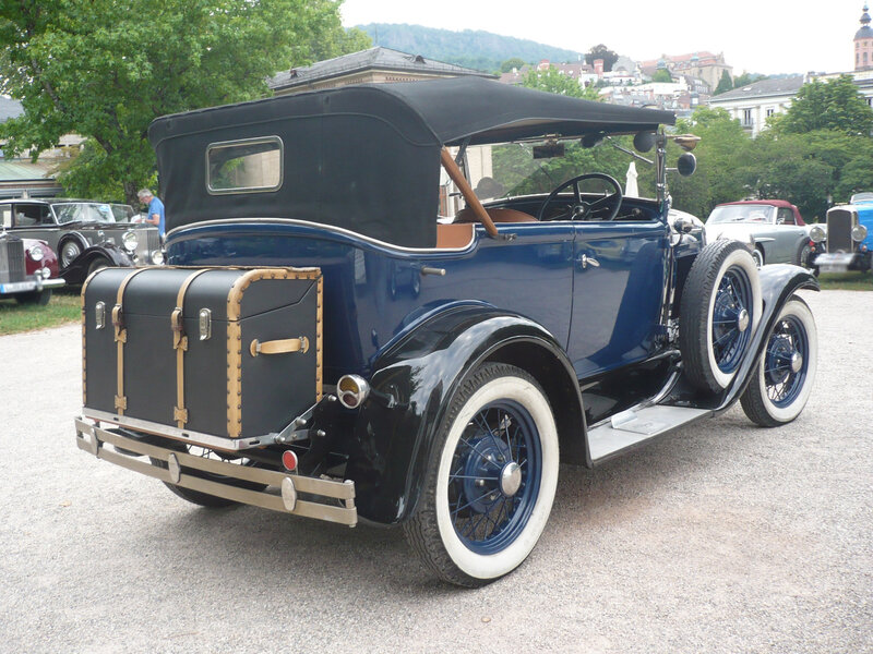 FORD Model A 2door phaeton 1930 Baden Baden (2)