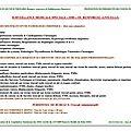 Périodicité des Visites Médicales (Tertiaire secteur Financier)