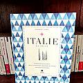 l'italie en privé : un beau livre qui nous fait toucher du doigt le dolce vita