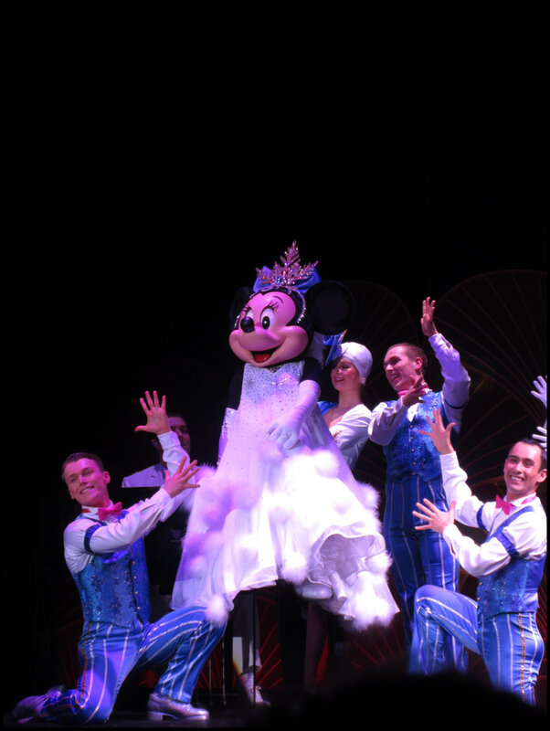 Mickey Christmas Big Band (5)