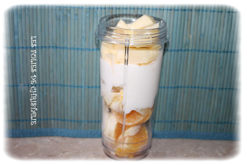 Smoothie vitaminé 1