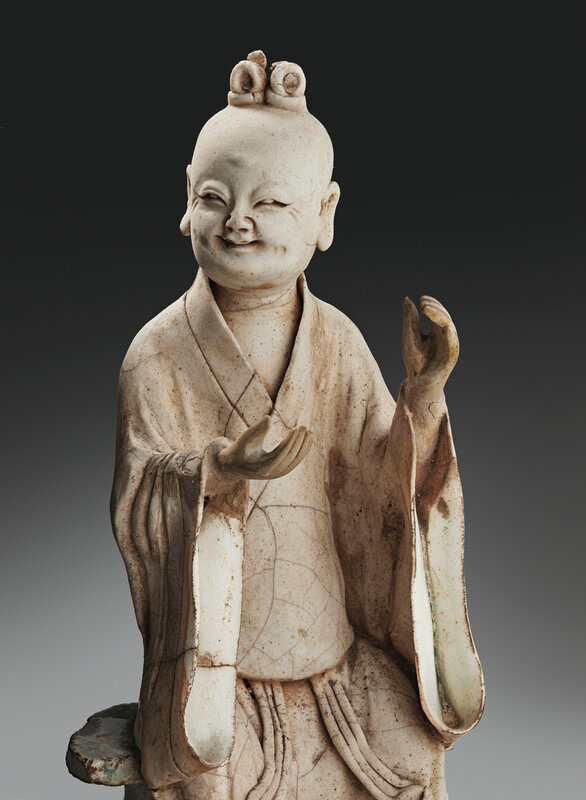 2019_NYR_16950_1022_002(a_rare_qingbai_partially-glazed_figure_of_a_daoist_sage_southern_song)
