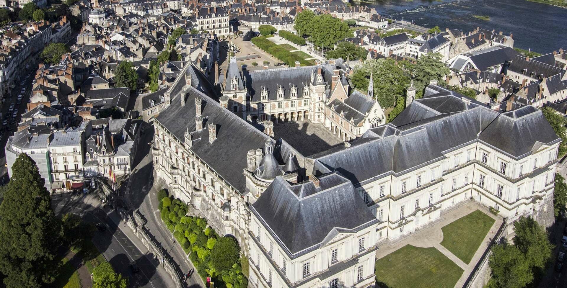 Blois et son château royal