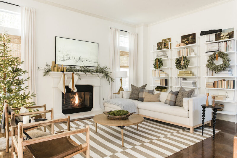 Christmas home styling by Anastasia Casey photos by Madeline Harper