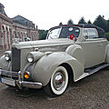PACKARD One-Twenty 2door convertible 1940 Schwetzingen (1)