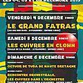 Festival abrin'cuivres à avranches et saint-senier-sous-avranches du 4 au 6 décembre 2015