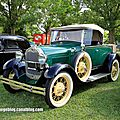 Ford model a de 1929 (retro meus auto madine 2012)
