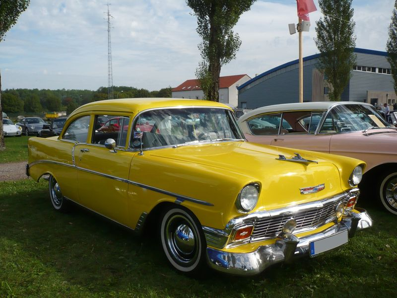 CHEVROLET Bel Air 2door Sedan 1956 Créhange (1)