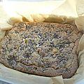 Gâteau des 12 cuillères aux pommes / pruneaux