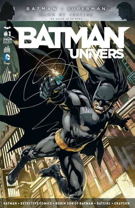 batman univers 01